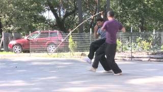 Q: Traditional Chinese Martial Arts & Fighting