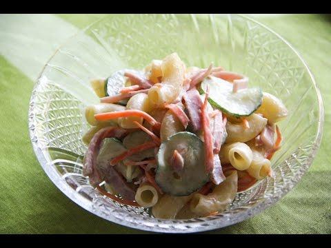 Macaroni Salad Recipe – Japanese Cooking 101