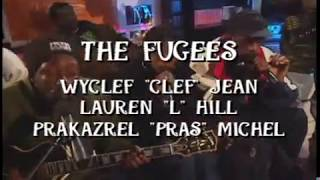 Fu Gee La  The Fugees   Live on SquirtTV on MTV 1994