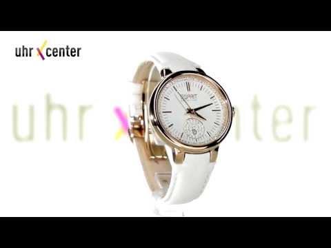 Esprit Collection EL101972F04 Maia Rosegold White Damenuhr