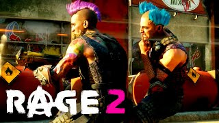 Rage 2 Xbox One - Mídia Digital