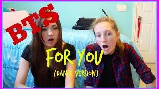 BTS (방탄소년단) - For You Dance Version | MV Reaction