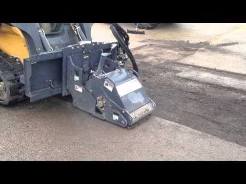 RoadHog CP16LF Parking Lot Maintenance