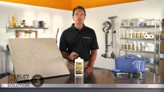 Stanley Steemer Solution™ #3 Stanley Steemer Tile and Grout Cleaner™