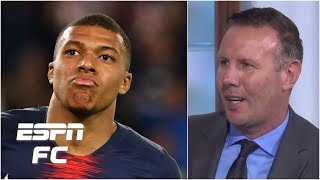 Reacting to Kylian Mbappe