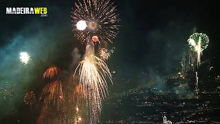 Fuegos artificiales de Año Nuevo Madeira 2016/2017