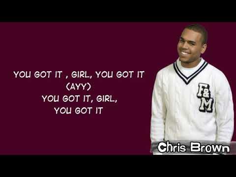 Chris Brown No Guidance Lyrics Ft Drake Music
