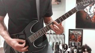 Guitar Cover - Sing-Along Song - Stryper- Ibanez Prestige 2610Z - Tuned E Flat - 1986