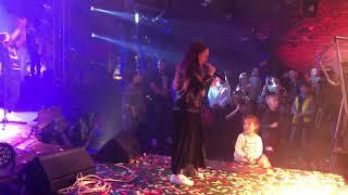 "Эвелина Большакова – ""Zombie"" (кавер) | Байк-центр ""Sexton"" 20 мая 2018 г."