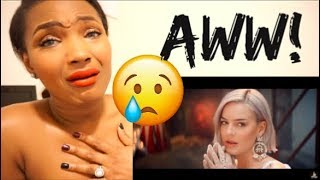 Anne-Marie & James Arthur - Rewrite The Stars [from The Greatest Showman: Reimagined] REACTION