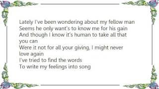 John Kay - That's When I Think of You Lyrics