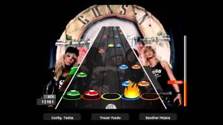 Garden of Eden - Guns N Roses 100% FC Expert Guitar Flash Custom