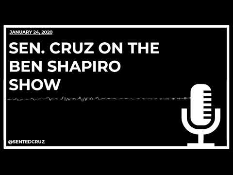 Cruz on the Ben Shapiro Show: Dems Impeachment FARCE Will End with the President's Acquittal