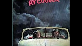 Ray Cooder - into the Purple -  Teardrops Will Fall /Reprise Records