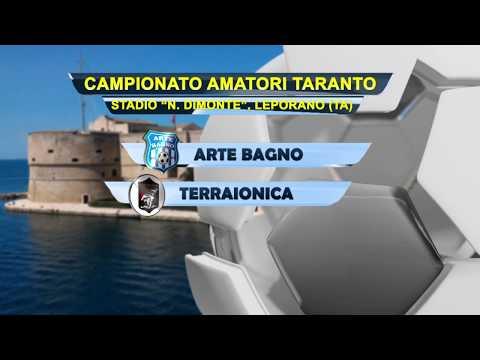 Serie B2 2017/2018 - Arte Bagno vs Terraionica