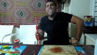 Al Fakher Çift Elma (anason) Aromalı Nargile Yapımı - Nargileci Adam