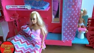 Игрушки Барби, Утро в новом кемпере серия 340  Barbie  Life in The Dreamhouse Camper