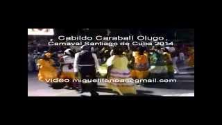 preview picture of video 'Cabildo Carabalí Olugo obtuvo Gran Premio en el Carnaval Santiago de Cuba 2014'