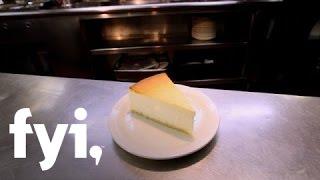 Big Kitchens: A Peek Inside Junior's Cheesecake Bakery | FYI