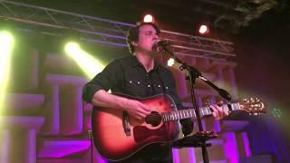 Joe Pug - Square One *Tom Petty cover* (Indy 12/10/17)