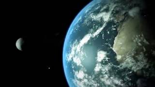 Earth Zoom Out (Amazing)