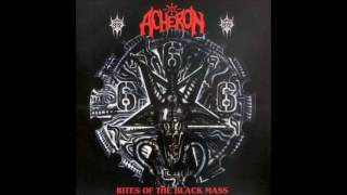 Acheron - Rites of the Black Mass [Full Lenght 1992]