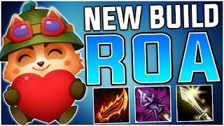 """On-Hit Tankmo carries with new Rod Of Ages Build!! Duo w/ """"MissFortuneDaBes"""" - Teemo Only Season 9"""
