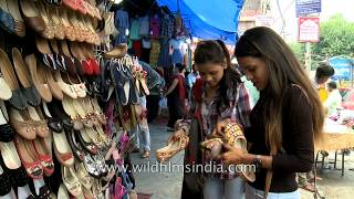 Rajasthani Jutti - mojari footwear of the Indian heartland