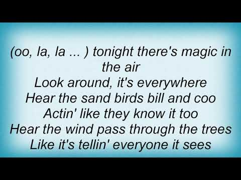 America - Tonight Is For Dreamers Lyrics