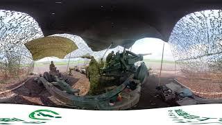 「155mm榴弾砲FH70」体験