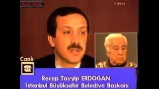Tayyip Erdoğan Aziz Nesin Kavga