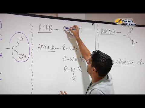 Passo a Passo responde - Função Orgâniga - Professor Thiago