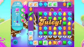 Candy Crush Soda Saga Level 653 NEW! Complete!