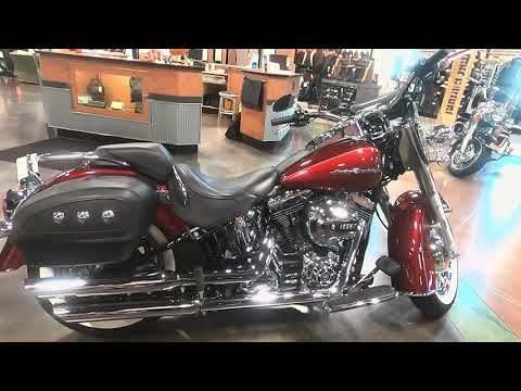 2016 Harley-Davidson Softail® Deluxe in Mauston, Wisconsin - Video 1