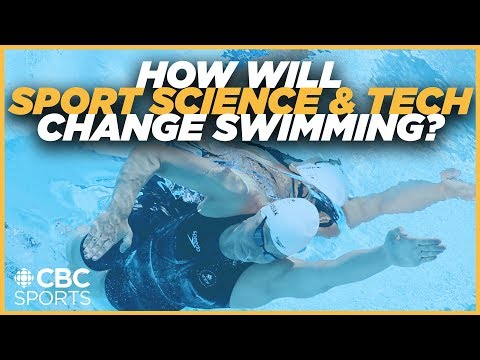 Sports Science & Technology Face Unique Challenges In Swimming