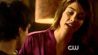 The Vampire Diaries | Season 2 Episode 11 | 2x11 | Damon & Rose | The Kissing Scene | End Scene