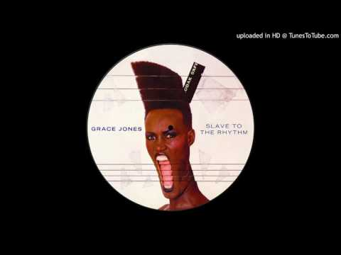 Grace Jones - Rough Slave (Accapella) [cred. Bruce Forest]