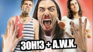 House Party (Andrew WK Remix) - 3OH!3