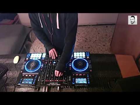 #35 HARD Techno Raw & Acid Progressive Mix by Isaac Shake with Tracklist