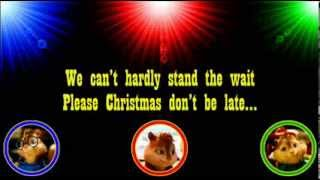 Chipmunk - Christmas don't be late