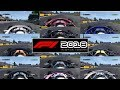 F1 2018 Top Speed Test - WHICH CAR IS THE FASTEST?