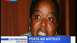 Msasa wa mawaziri wateule: Wasifu wa Daktari Monica Juma