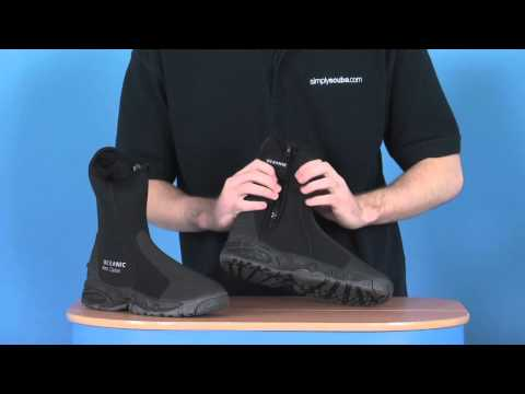 Oceanic Neo Classic Boot – www.simplyscuba.com