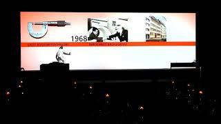 50 Jahre Mitutoyo Europa - Neuss 2018 (Teil 1)