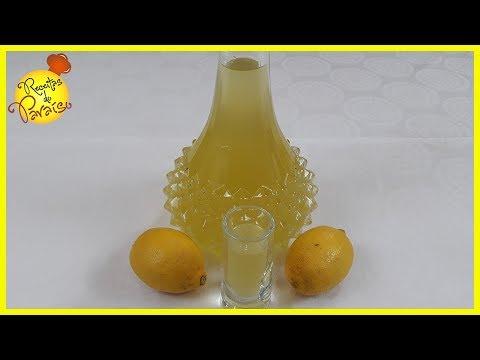 Licor de Limão - rec 2