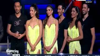 DWTS - Episode 10 |  رقص النجوم - الموسم الثالث -  الحلقة العاشرة رقصة  TEAM FAME
