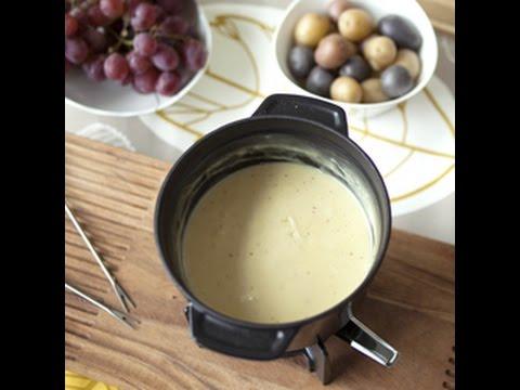 Come preparare la fonduta al formaggio - videoricette invernali