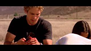 Awesome - Remembering Paul Walker ( Moments in Fast & Furious ) - R.I.P 2013