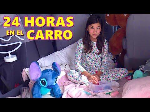 24 HORAS EN EL CARRO | TV Ana Emilia