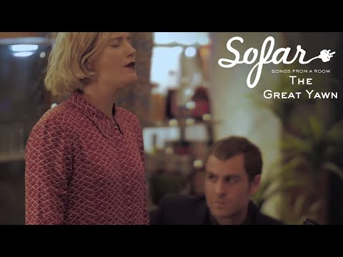 The Great Yawn - Wallflower | Sofar Johannesburg